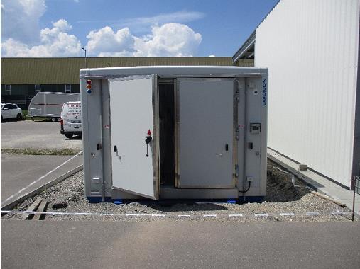 Kühllager SuperBox SB24