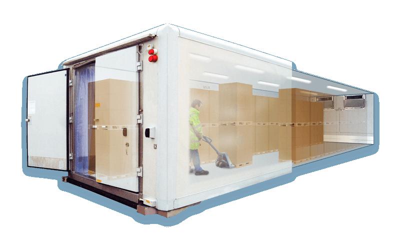 kühlcontainer mieten